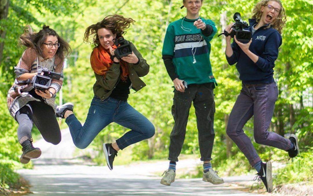Jacob's Pillow Video Interns | A Dance Video Roundup