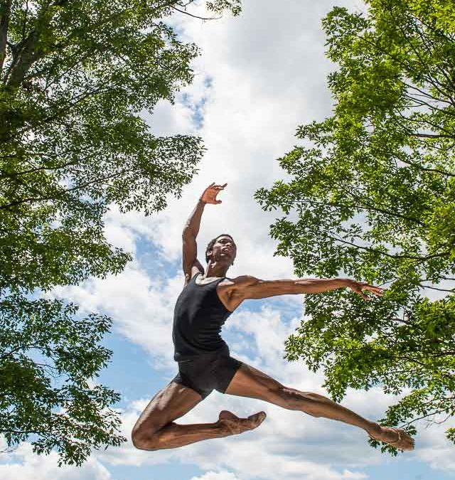 Dance Feature by Christopher Duggan | Calvin Royal III