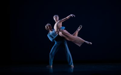 Dance Feature by Christopher Duggan | New York City Center's Fall For Dance Livestreams