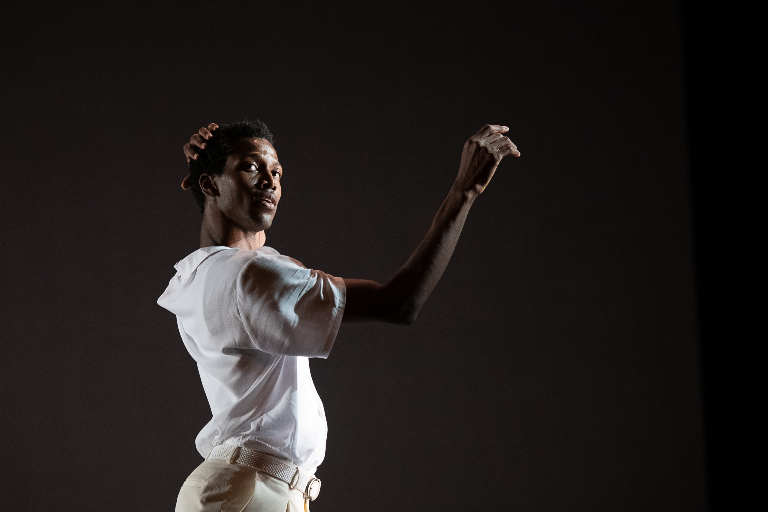 New York City Center's Fall For Dance Livestreams; photo by Christopher Duggan
