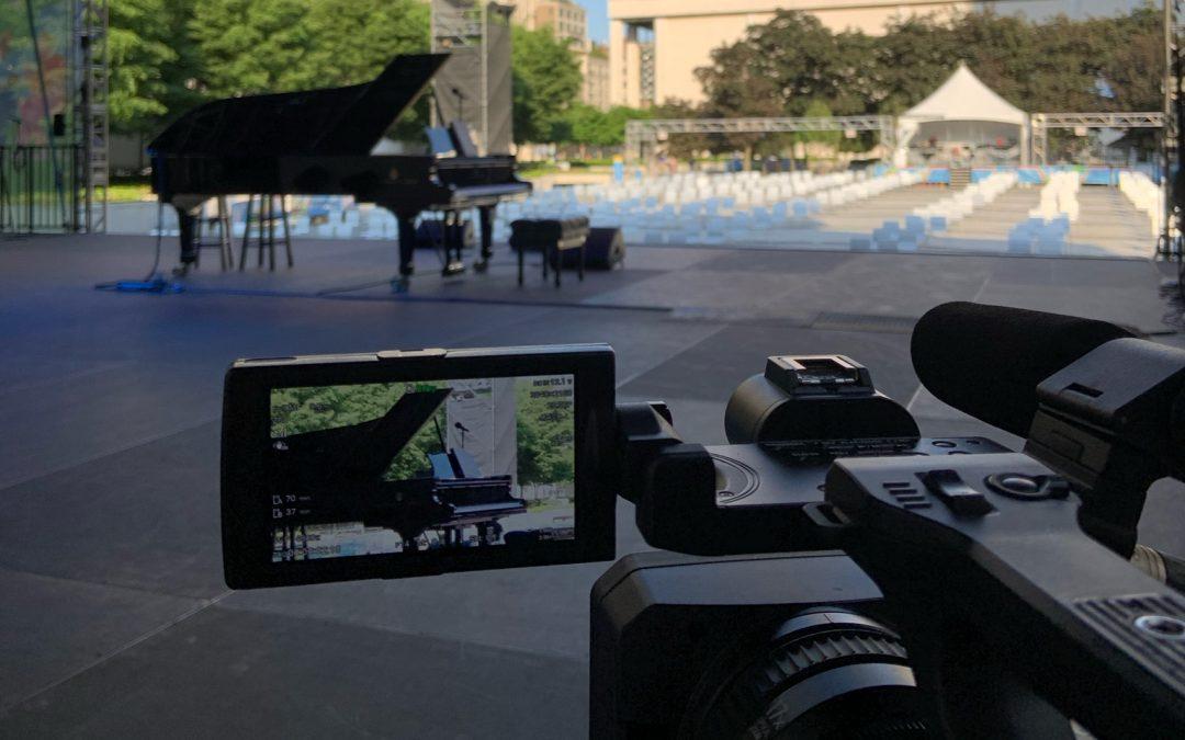Live-streaming Lincoln Center's Restart Stages
