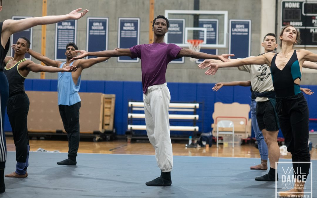 Dance Feature by Christopher Duggan | Calvin Royal III at Vail Dance Festival 2021
